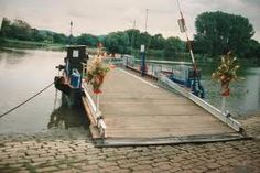 Neckarhausen, Germany: where my Mother grew up- my Uncle used to take us on this ferry ride over to Ladenburg for ice cream and to one of my favorite restaurants- we called it the Ox. Get the Rahmschnitzel.