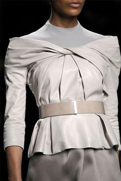 Dior : ovvero, della giacca.