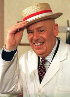 One of the soap characters  around when I first started watching them! Fred Elliot from coronation street. I really liked him.