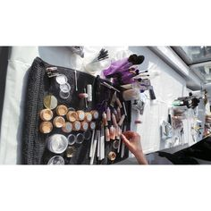 """RUNWAY REALITY: My """"Fashion Rewind"""" of the Fall 2014 Diego Binetti Show with OCC Make-up, REDKEN and Morgan Taylor Lacquer!"""