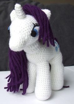These will be made soon!  Knit One Awe Some: My Little Pony: Friendship is Magic