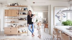 Homecoming: How The Designer And Stylist Styles Her Own Space - Live With Us - Country Road