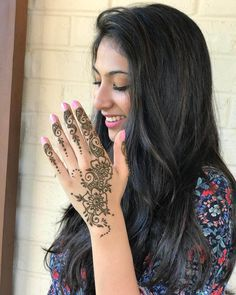 henna design for girls by @hennasooq #mehndi #mehndidesign #henna #hennadesign