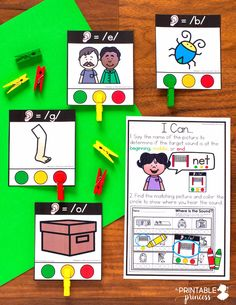 Top 40 Examples for Handmade Paper Events - Everything About Kindergarten Word Work Activities, Letter Activities, Group Activities, Phonemic Awareness Activities, Phonological Awareness, Kindergarten Literacy, Literacy Centers, Alphabet Coloring Pages, Spanish Language Learning