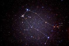 La costellazione dei Gemelli - Geografia Astronomica