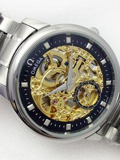 Đồng hồ cơ tự động Omega A-OM24