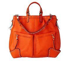 Aimee Kestenberg Leather Lindy Tote