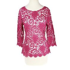 Crochet Woven Tunic http://shop.crackerbarrel.com/Crochet-Woven-Tunic/dp/B010T8R0FK