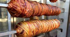 ''Kokoretsi'' : A Greek Easter specialites Greek Easter, Smoke Grill, Greek Recipes, Food Photo, Grilling, Pork, Cooking Recipes, Meat, Greece