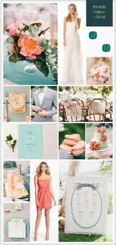 REVEL: REVEL By Request: Peach, Coral + Teal