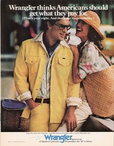 In the and Playboy was one of the most popular men's magazines in the US with a circulation at its peak that was close to an inc. Moustache Ride, 70s Fashion, Vintage Fashion, Fashion Marketing, White T, Vintage Yellow, Green Stripes, Sweater Shirt, Vintage Ads