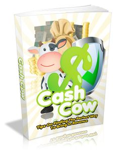 Cash Cow   All Books that you need