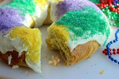 Even if you can't attend the parades, you can celebrate Mardi Gras at home with these classic recipes from HGTV.com.