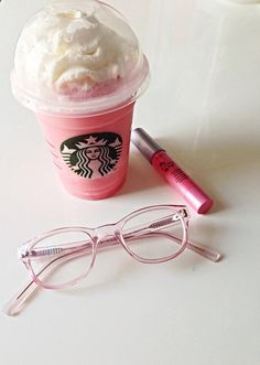 Starbucks Cotton Candy Frap
