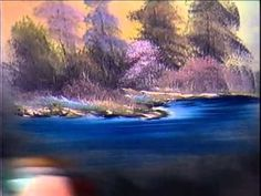 Bob Ross The Joy of Painting Season 7 Episode 13 waterfall - YouTube
