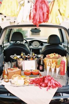 Learn how to tailgate like an adult from domino magazine.