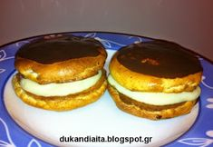 Όλα για τη δίαιτα Dukan: Ντουκάν κωκ Ducan Diet Recipes, Super Donut, Dukan Diet, Mac And Cheese, I Foods, Clean Eating, Cooking, Breakfast, Sweet
