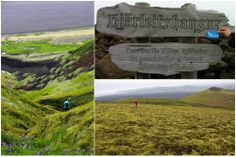 "The viking tomb ""Hjörleifshaugur"" at Hjörleifshöfði, South Iceland. #IcelandChallenge Read more here: http://tinyiceland.com/blog/category/iceland-challenge"