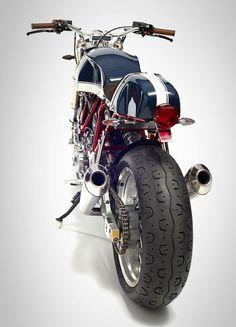Ducati 900 Custom Build 1993