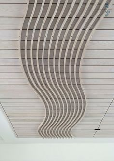 Ceiling detail, Malang Residence by Alwi Sjaaf Architects