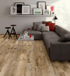 Flaviker Contemporary Eco Ceramics #interiors #wood #parquet #tiles