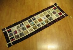 Patchwork Table Runner, Table Linens, Kitchen & Dining, Home and Living 11 #Handmade