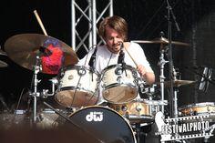 Aron Mellergårdh Bråvalla Festival 2014