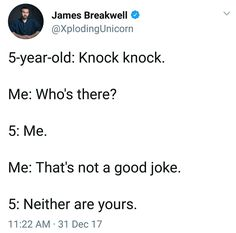 Smart 5 year old