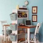 Organizing your Homeschool Room