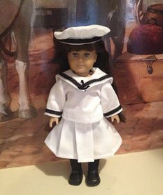 Custom Made Mini Samantha Middy Outfit