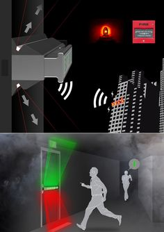 A design that would really benefit for all buildings! Right Direction by Shang-Yi Lin