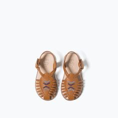 BOHEMIAN DESIGN SANDALS-SHOES-BABY GIRL | 3 months-3 years-KIDS | ZARA United States