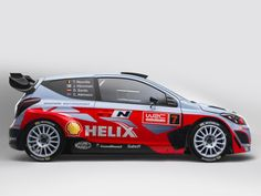 Hyundai i20 World Rally Car 2014
