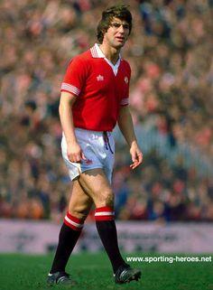Martin Buchan - Manchester United