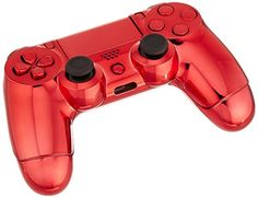 Game Bully Controller Full Housing Shell  Chrome Red  PlayStation 4 *** Click image to review more details.(It is Amazon affiliate link) #igaddict