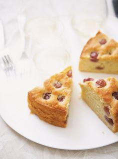 Red Grape and Muscat Cake Recipes | Ricardo