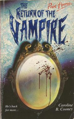Young adult vampire fiction happens