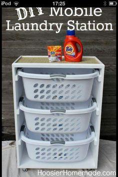 Laundry Station!:)
