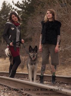 #Equillibrium 2014 Look Book #Wolves p.2