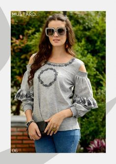 Wholesale Salwar Kameez Online - Salwar Kameez Wholesalers In Surat Western Tops, Western Wear, Gagra Choli, India Shopping, Salwar Kameez Online, Short Tops, Traditional Outfits, Indian Outfits, Clothes For Women