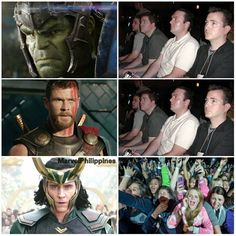 Truth  >> Although I'm more excited for Thor and Odyn (yeah I'm marvel girl)