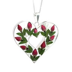 Items similar to Sterling Silver real rose bud flowers heart pendant on Etsy Silver Roses, Red Roses, Bespoke Jewellery, Real Flowers, Rose Buds, Happy Valentines Day, Sterling Silver Chains, Custom Jewelry, Heart Shapes