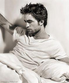 Robert Pattinson........