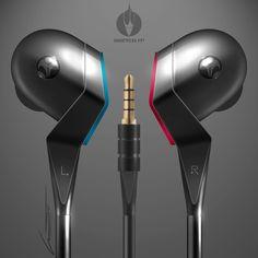 MAX-Ciel HIFI Earphones on Behance