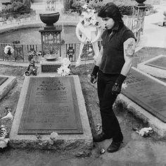 "This Day In Danzig on Instagram: ""1977. Elvis Presley passed away at Graceland.📸: Eerie Von."""