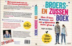 Broers- en zussenboek » Voor en door broers en zussen met een bijzondere broer of zus