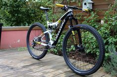 cannondale scalpel 29 custom edition