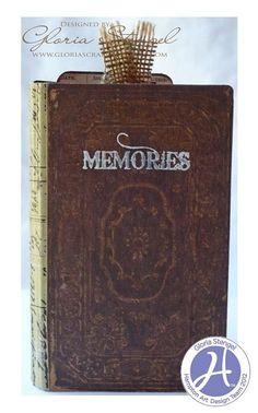 Gloria Stengel | Memories Mini | Hampton Art