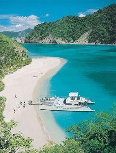 La Isla Tortuga, Costa Rica