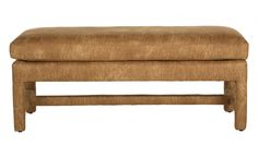 THE CLARKE BENCH - Ottomans - Furniture | Jayson Home